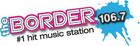 The Border 106.7 logo