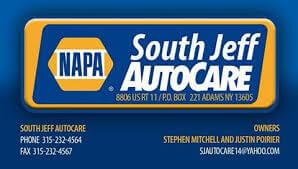 South Jeff Auto Care