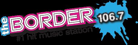 The Border 106.7 logo
