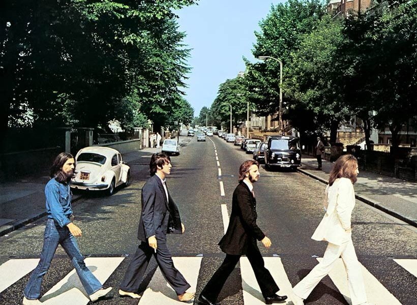 01-Abbey Road Cover