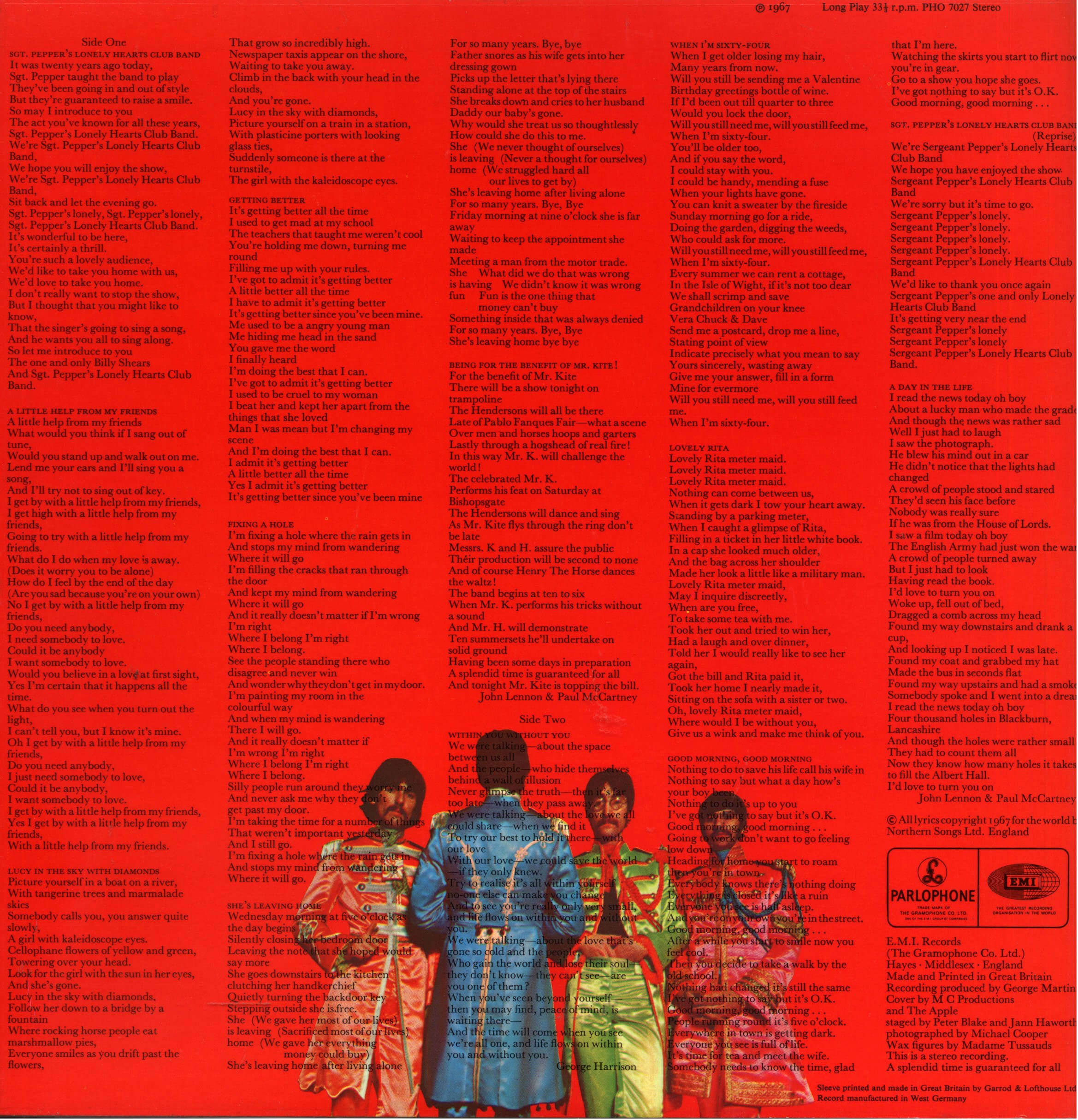 15-sgt pepper back cover