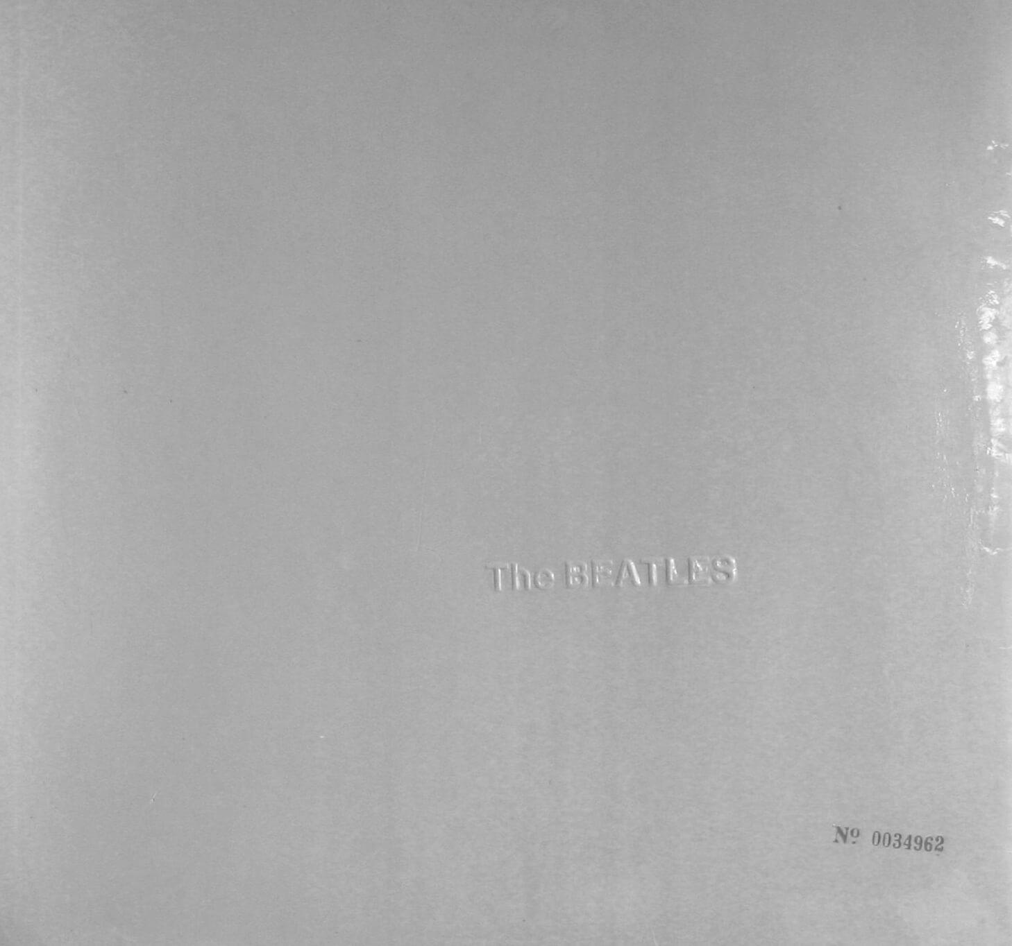 30-white album